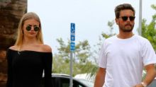 Scott Disick Enjoys Lunch With British Model Ella Ross at Nobu Malibu