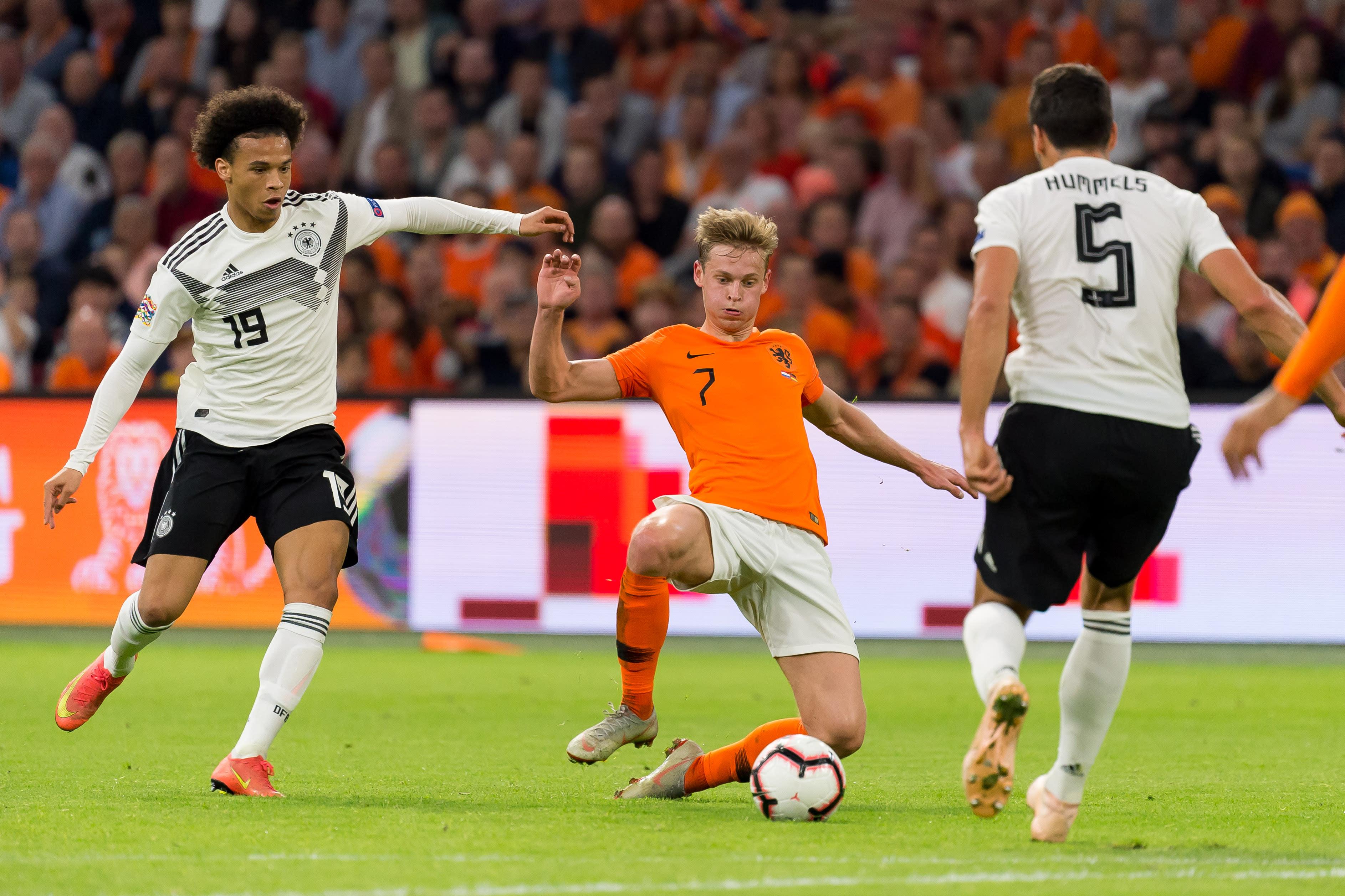 Deutschland Niederlande Live Tv
