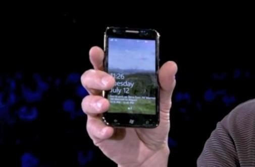 Microsoft unveils new Windows Phone 7 Mango handsets from Samsung, Acer, Fujitsu and ZTE
