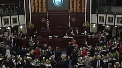 Scott Prepares To Deliver State Of State