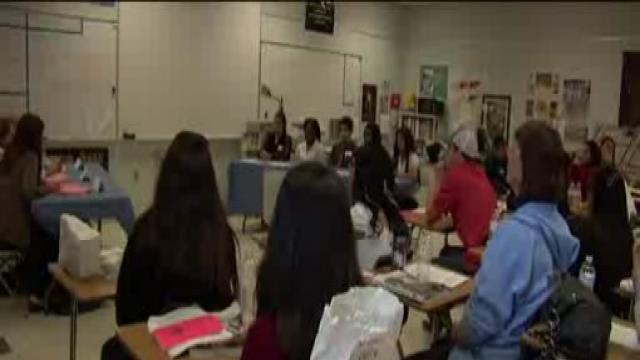 Students Learn About Government Through Competition