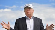 After promising 'not to play much golf', Trump takes 16 golf trips in his first 100 days – more than one a week