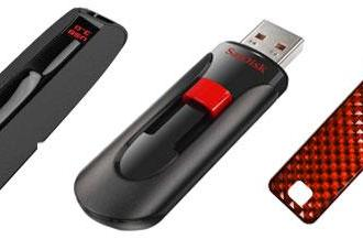 SanDisk outs Extreme USB 3.0 flash drive alongside a trio of Cruzers