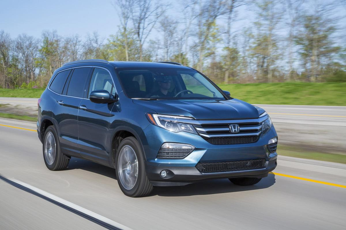 2018 honda pilot release date prices specs and features. Black Bedroom Furniture Sets. Home Design Ideas