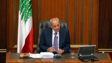 Lebanon resembles a sinking ship, parliament speaker says: paper