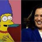 Trump Adviser's Bid To Insult Kamala Harris As 'Marge Simpson' Goes Totally Awry