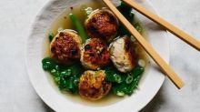 Meet Your New Favorite (Light, Healthy, Totally Spring-Like) Meatball
