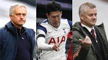Jose Mourinho angered by Ole Gunnar Solskjaer's comments on Son Heung-min