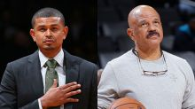 Earl Watson and John Lucas take issue with Steve Kerr's medicinal pot revelations