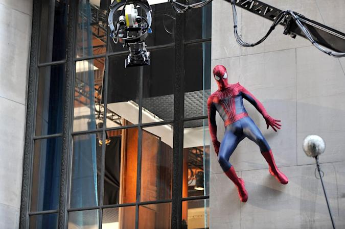 Science: No, you can't be Spider-Man