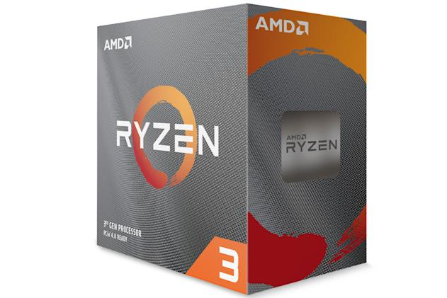 AMD's latest 3rd-gen Ryzen 3 CPUs start at $99