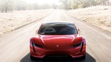 Tesla 超跑 Roadster 將可選配 SpaceX 火箭推進器?!