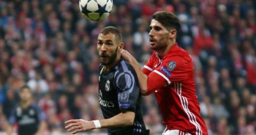 Foot - C1 - Real - Karim Benzema (Real) n'a «pas eu de coup de fil» de Didier Deschamps depuis le mois dernier
