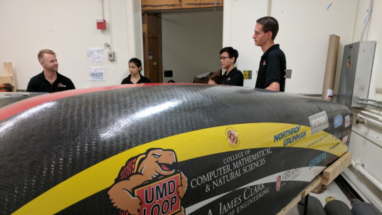 These students are vying to build Hyperloop