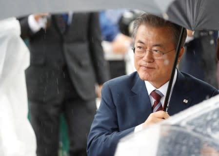 South Korea taps new envoy to U S  as allies face North Korea