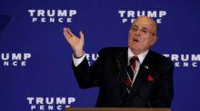 Former New York Mayor Giuliani to join Trump legal team