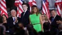 Trump's son Barron tested positive for COVID-19, says Melania Trump