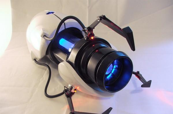 Replica Portal gun is an absolute triumph