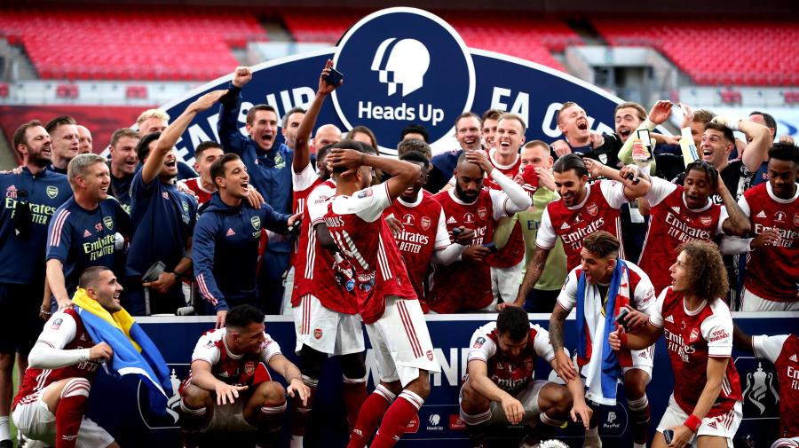 Aubameyang schießt Gunners nach Europa - und schrottet FA Cup