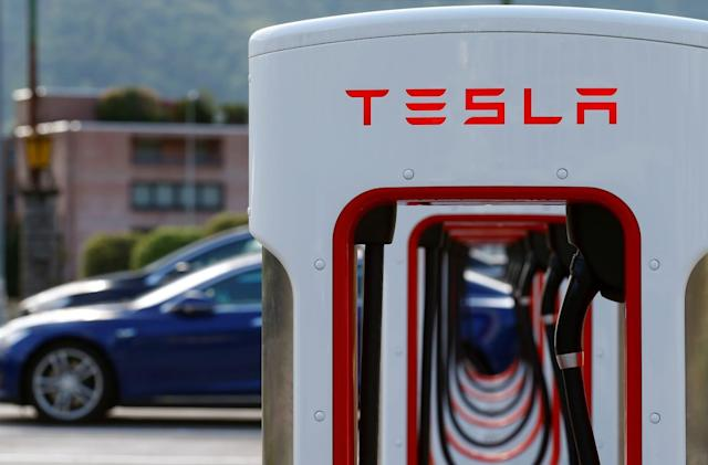 Tesla lays off nine percent of its workforce