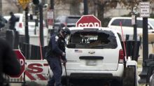 White House incident: Woman in custody after ramming car into security barrier