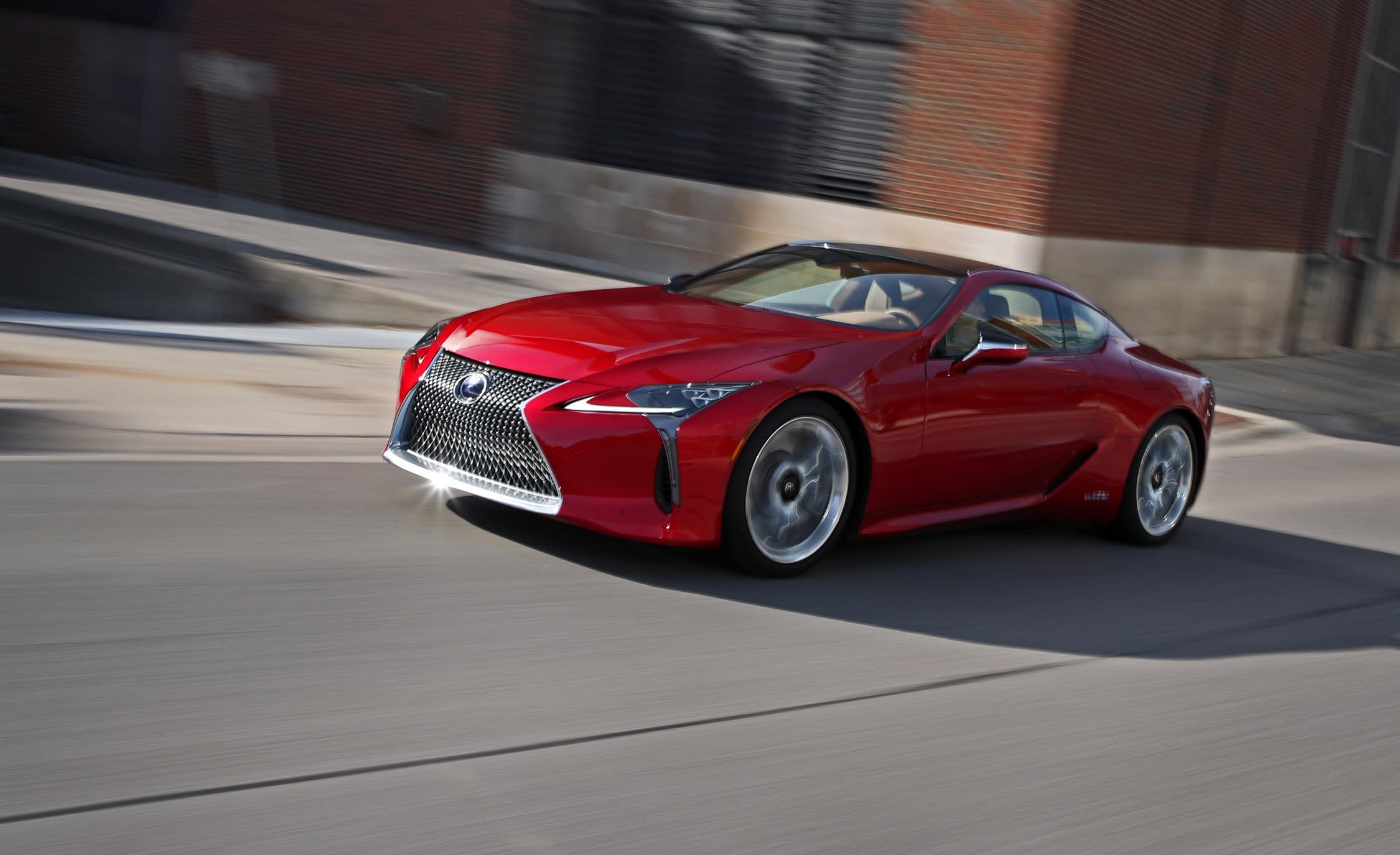 Lexus  Hp Sports Car