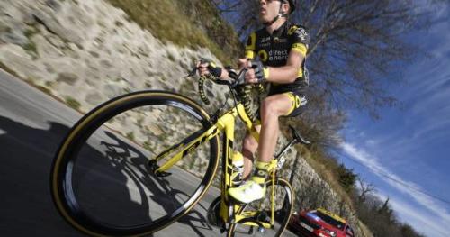 Cyclisme - Semaine Internationale - Lilian Calmejane royal