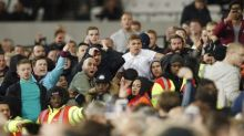 FA probes violence at West Ham, 200 face banning orders