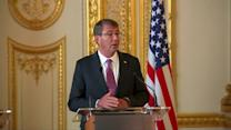 Carter hints at new U.S. approach to supporting Syrian rebels