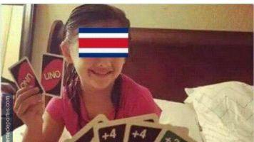 Los memes más divertidos del Brasil 2-0 Costa Rica
