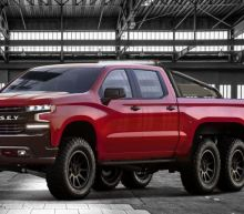 Hennessey introduces Goliath 6x6 because of course