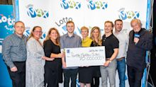 'Financially I'm good for life': Quebec man makes history after winning $70,000,000 Lotto Max jackpot
