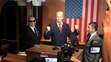 There's now a Donald Trump wax figure at a Malaysian museum