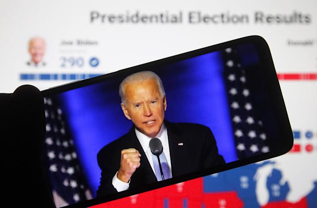YouTube will remove videos disputing the 2020 presidential election