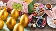 10 款復活蛋甜品、朱古力、蛋糕推薦!復活節吃甜點來點開心正能量