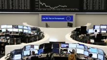 Cocktail of trade worries, poor data, Brexit hit European shares