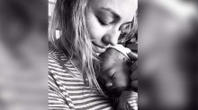 'Handmaid's Tale' star Yvonne Strahovski welcomes baby boy: 'My heart has melted'