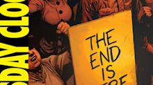 Geoff Johns unveils the covers for DC's Watchmen crossover