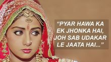 These Iconic Dialogues of Sridevi Keep Her Alive in Our Memories