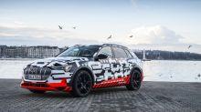 Hemos sabido algunas cosas más sobre el nuevo SUV Audi e-tron 2019
