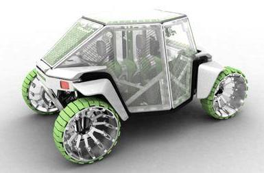 Hummer O2 concept brings shame to the nature-terrorizing brand