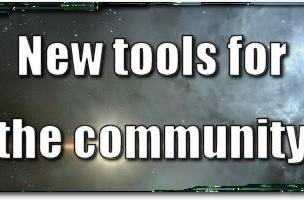 EVE Evolved: New tools for the community