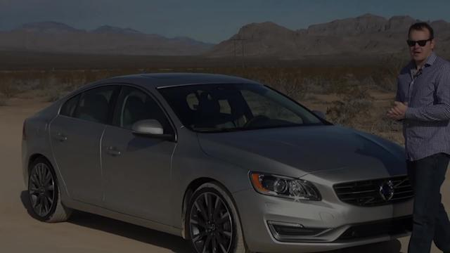 See the Volvo Drive-E in action