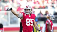 Report: 49ers, George Kittle making progress on contract extension