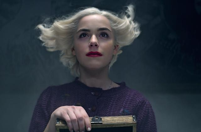 What's on TV this week: NYE 2021, and 'Chilling Adventures of Sabrina'