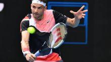 Tennis - UTS 2 - UTS 2: Grigor Dimitrov domine Nicolas Mahut