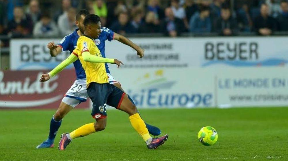 """ENTRETIEN - Jason Pendant (FC Sochaux) : """"Alaba et Marcelo sont des exemples pour moi"""""""
