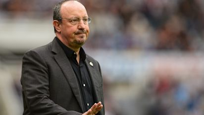 Rafa insists Newcastle's mood not linked to spending