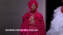 Naomi Campbell wird auf Millionen verklagt