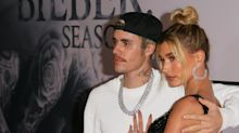 Hailey Baldwin was initially reluctant to kiss Justin Bieber in public